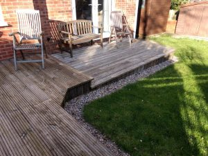 Modified Decking