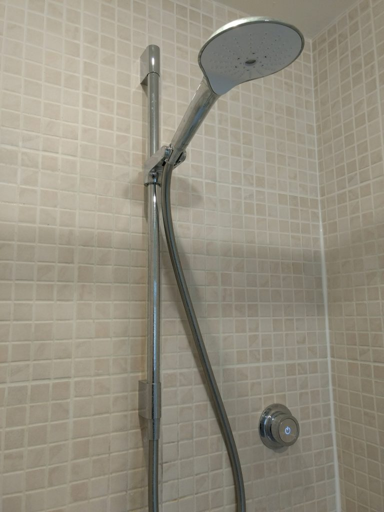 Digital shower